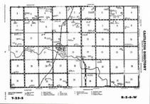 Castleton Township  Directory Map, Reno County 2006