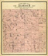 Albion Township, Spring Branch, Cherry Creek, Republic County 1884