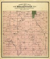 Belleville Township, Junction City and Ft. Kearney R.R., Republic County 1884