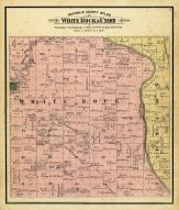 White Rock and Union Townships, White Rock City, Republican River, Republic County 1884