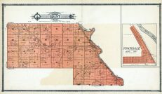 Grant Township, Stockdale, Riley County 1909