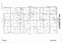 May Day Township Directory Map, Riley County 2006