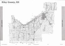 Riley County Map, Riley County 2006