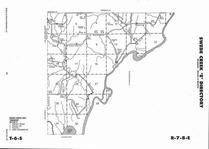 Swede Creek Township - East, Turtle Creek Lake, Directory Map, Riley County 2006