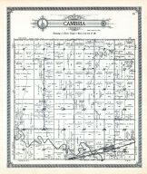 Cambria Township, Saline County 1920