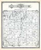 Solomon Township, Saline County 1920