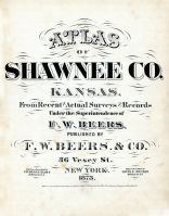 Title Page, Shawnee County 1873