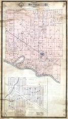 Rossville Township, Shawnee County 1898