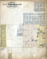 Topeka City and Environs - Sec. 2, Sec. 11 - Part, Shawnee County 1898