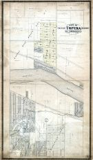 Topeka City and Environs - Sec. 25 and Reserve No. 2, Shawnee County 1898