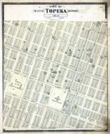 Topeka City and Environs - Sec. 31, Shawnee County 1898
