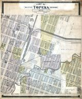 Topeka City and Environs - Sec. 32, Shawnee County 1898