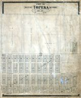 Topeka City and Environs - Sec. 33, Shawnee County 1898