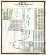 Topeka City and Environs - Sec. 7, Shawnee County 1898