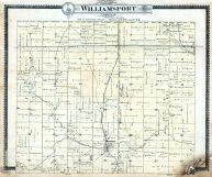 Williamsport Township, Shawnee County 1898