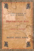 Cover Page, Shawnee County 1921
