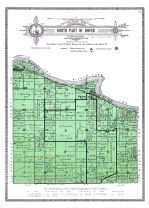Dover Township - North, Valencia, Silver Lake, Kansas River, Willard, Shawnee County 1921