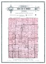 Menoken Township- North, Shawnee County 1921