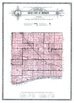 Menoken Township- South, Kansas River, Shawnee County 1921
