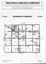 Map Image 004, Wabaunsee County 1992