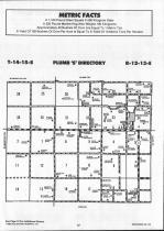Map Image 032, Wabaunsee County 1992
