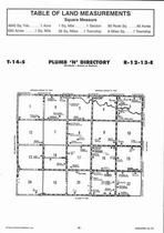 Plumb Township - North, Directory Map, Wabaunsee County 2006