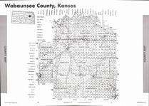 Wabaunsee County Map, Wabaunsee County 2006