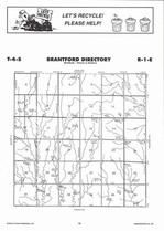 Brantford Township Directory Map, Washington County 2006