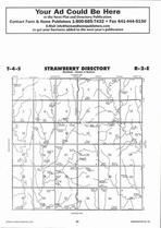 Strawberry Township Directory Map, Washington County 2006
