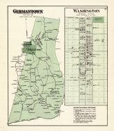 Germantown, Washington, Mason County 1876