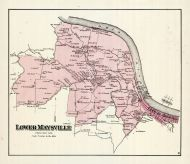 Lower Maysville, Mason County 1876