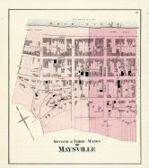 Maysville - Wards 2 and 3, Mason County 1876