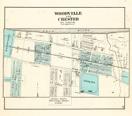 Woodville and Chester, Mason County 1876