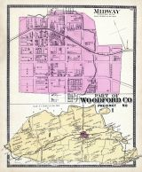 Precinct 1, Midway P.O., Ducker, Spring Stations, Booneville, Woodford County 1877