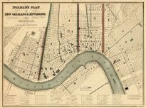 New Orleans 1845, New Orleans 1845