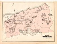 Brewster Town, Barnstable County 1880