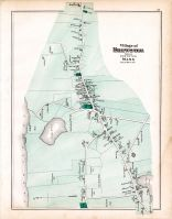 Brewster Village, Barnstable County 1880