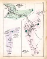 Buzzards Bay Village, Pocasset South Village, Sandwich Village West, Barnstable County 1880