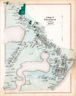 Chatham Village, Barnstable County 1880