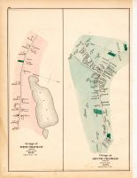 Chatham Village West, Chatham Village North, Barnstable County 1880