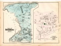 Dennis Town, Dennis Village East, Barnstable County 1880