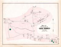 Dennis Village East Port, Barnstable County 1880