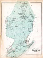Mashpee Town, Barnstable County 1880