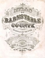 Title Page, Barnstable County 1880