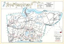 Harwich Town - Harwichport, Harwich Town Index Map, Barnstable County 1905
