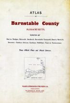 Title Page, Barnstable County 1905