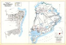 Yarmouth Town - Englewood Beach, Yarmouth Town Index Map, Barnstable County 1905