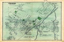 Cheshire Town, Berkshire County 1876