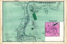 Great Brrington Park, Van Deusenville Town, Berkshire County 1876