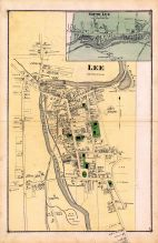 Lee Town, Lee town South, Berkshire County 1876